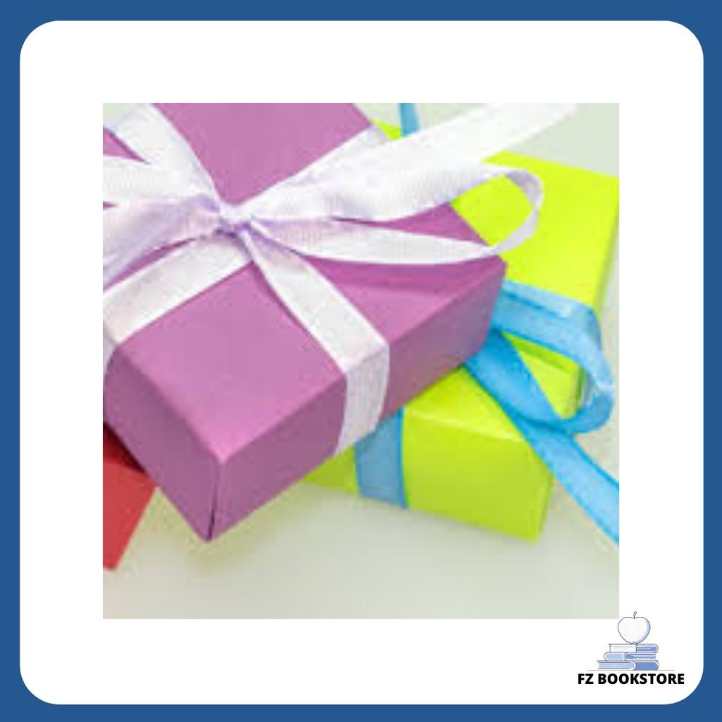 Kad Ucapan & Kertas Pembalut Hadiah