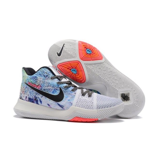 best website be4c0 f5c41 *lbjames* Nike Kyrie 3 Ⅲ Basketball Shoes Original Sports Shoes Ready Stock