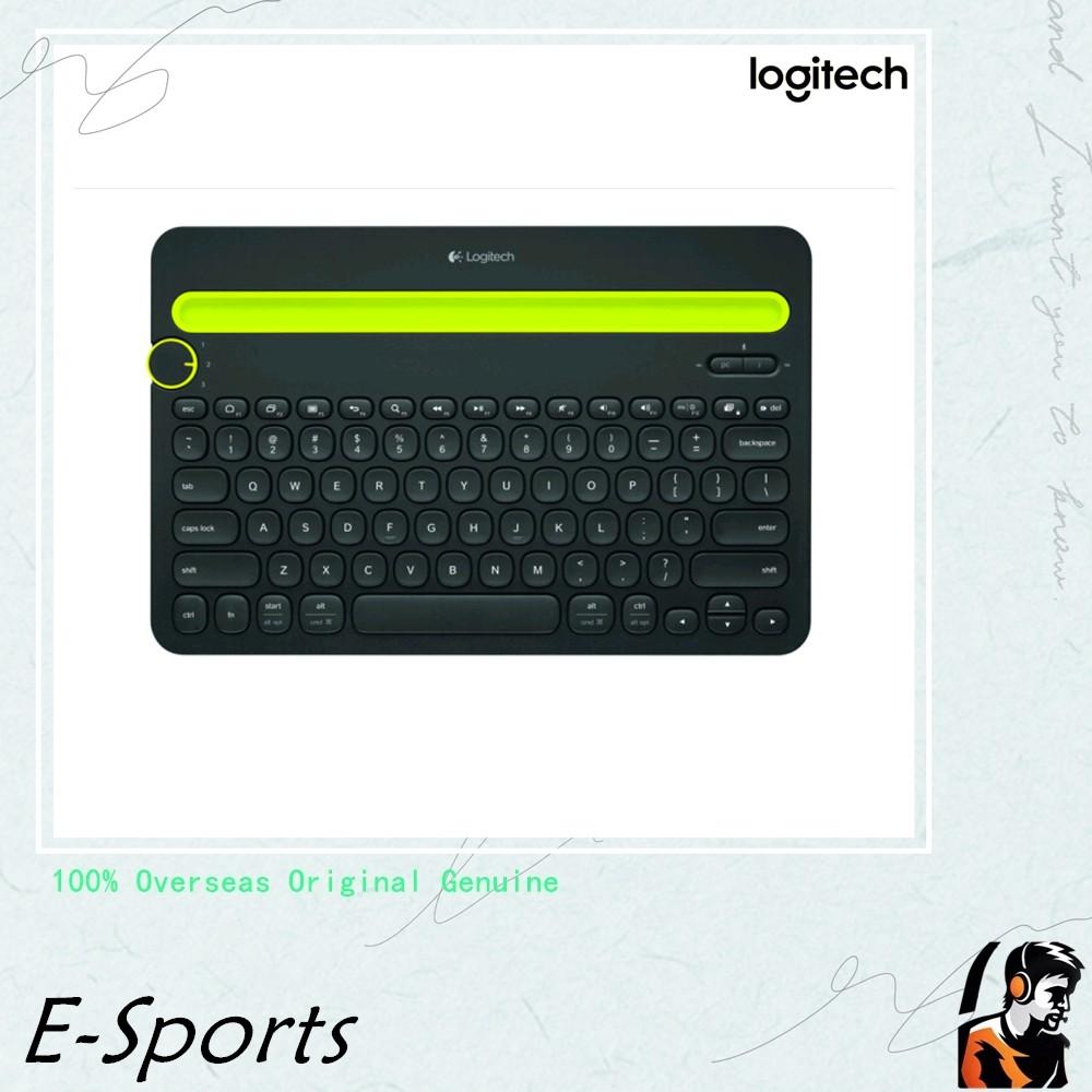 Logitech Bluetooth Multi-Device Keyboard K480 Phone ipad Wireless Keyboard