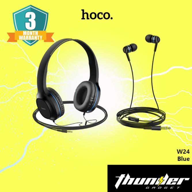 HOCO W24 ENLIGHTEN HEADPHONES WITH MIC SET WIRELESS GAMING PS5