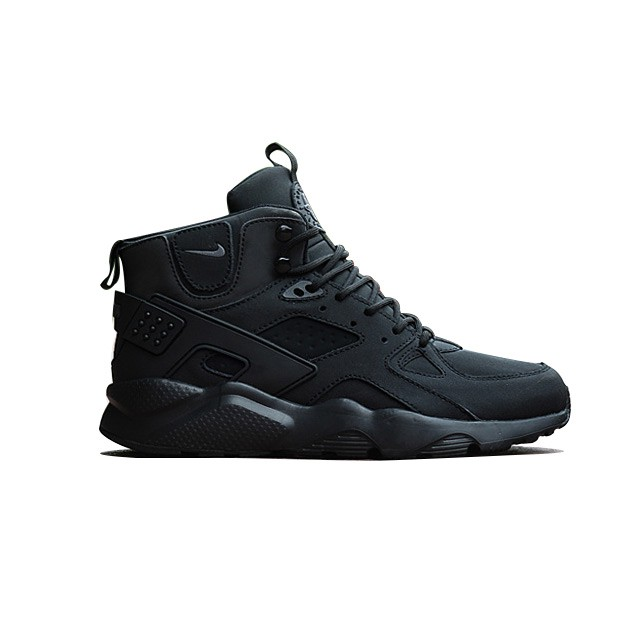 73df9d83d801 Nike Air Huarache NIKE x ACRONYM 856787 107 Black Yellow