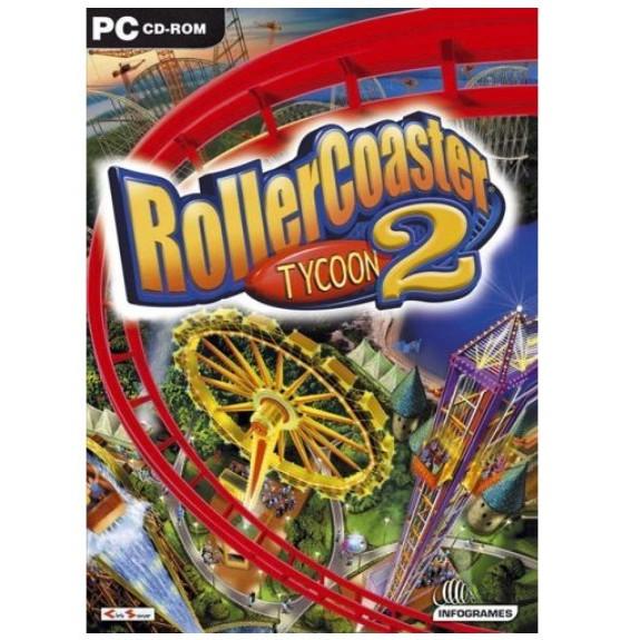 ROLLERCOASTER TYCOON 2 [PC DIGITAL DOWNLOAD]