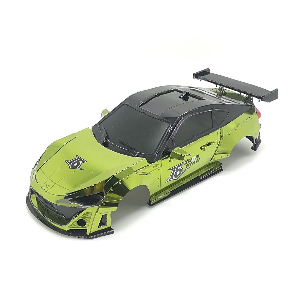 Rocket Bunny Gt86 Car Body Shell Metal Body Shell For 1 28 Rc Car Mini Q Mini D Wl Shopee Malaysia