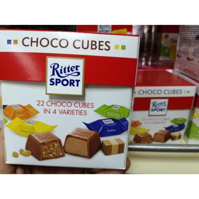 Ritter Sport Chocolate Mix Hot Price Shopee Malaysia