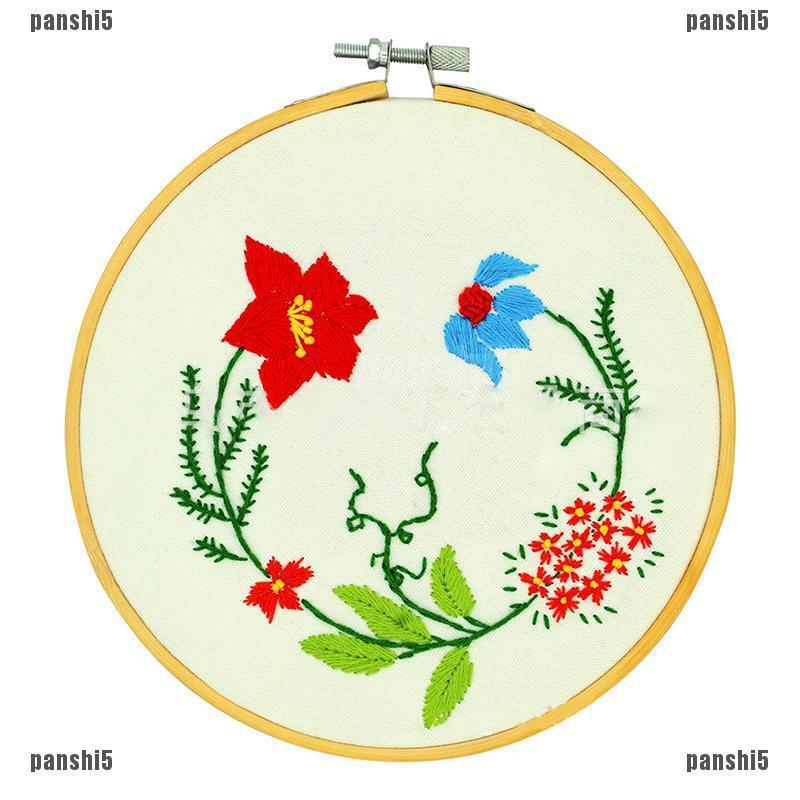 Wooden Frame Hoop Ring Embroidery Cross Stitch Sewing DIY Accessories 13cm-40cm