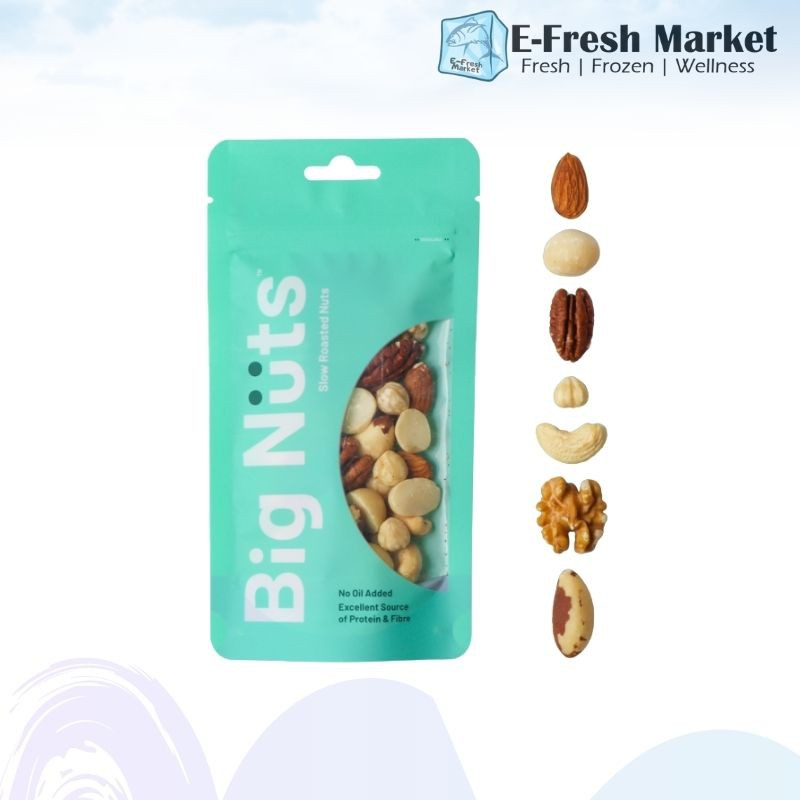 Deluxe Nut Mix (Un-salted) 110g