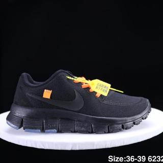 Comportamiento Karu barbería  Nike Free 5.0V4 Nike barefoot series 5.0 V4 net leisure jogging Men and  women's shoes Q   Shopee Malaysia