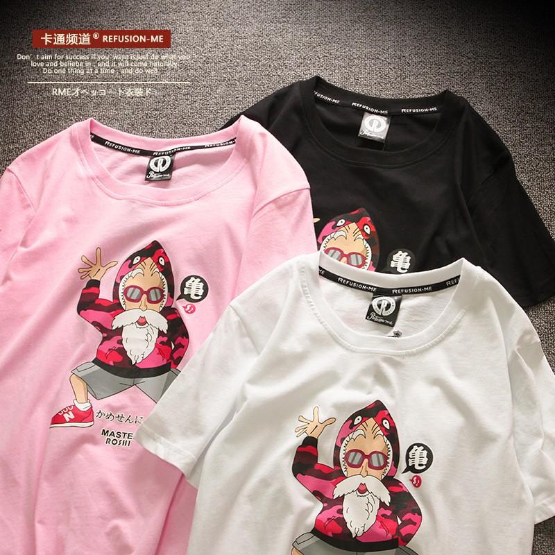 c827ea9cd 100Kg can wear big size T-shirts Original Kung Fu Panda prints ...