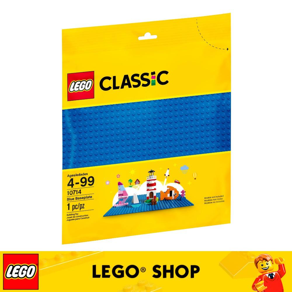 Baseplate Blue 10714 Baseplate Classic 10714 Lego Lego Classic Classic Blue Lego NOkX08Pwn
