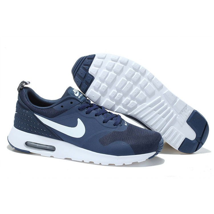 hot sale online 440a1 d5163 Mens Nike Air Max Thea Print Natural Running Shoes Navy Blue 599407-005    Shopee Malaysia