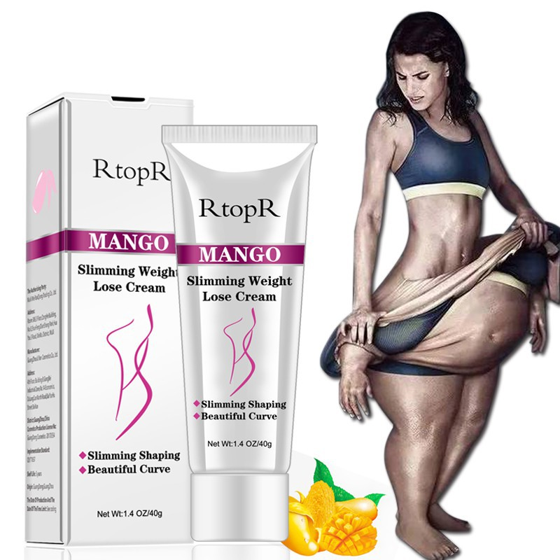60ml Natural Formula Women Body Slimming Cream Fast Fat Burning Weight Loss Thin Waist Leg Belly Cream Anti Cellulite Massage Elegant In Smell Cleansers