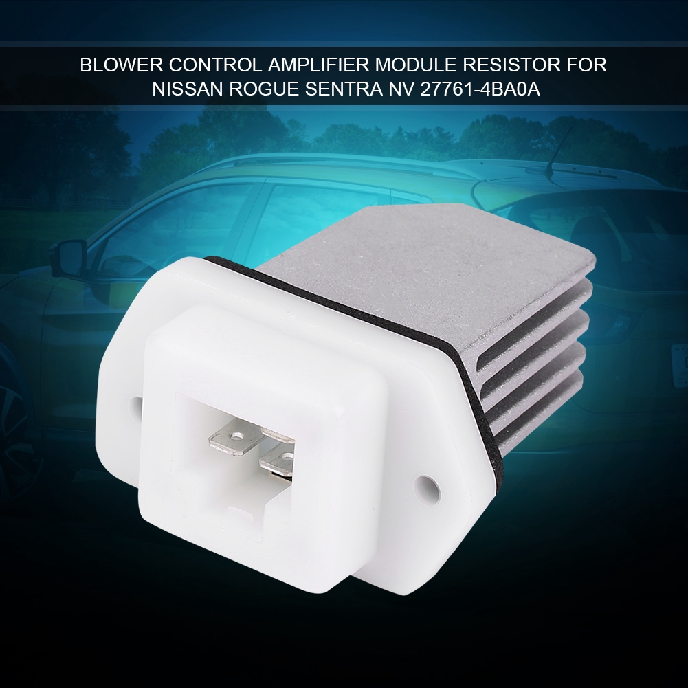 Blower Control Amplifier Module Resistor 27761-4BA0A Fit Nissan Rogue Sentra NV