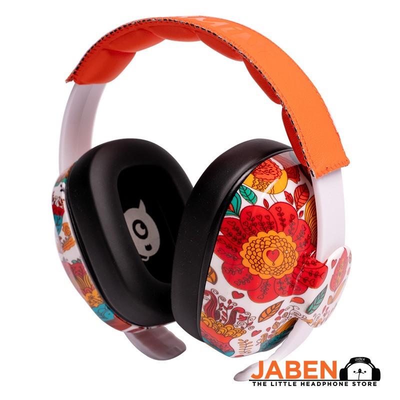 BAMiNi Safe Hearing Protection Noise Isolating Durable Kids Cute Over-Ear Ear Muffler [Jaben] Earmuff