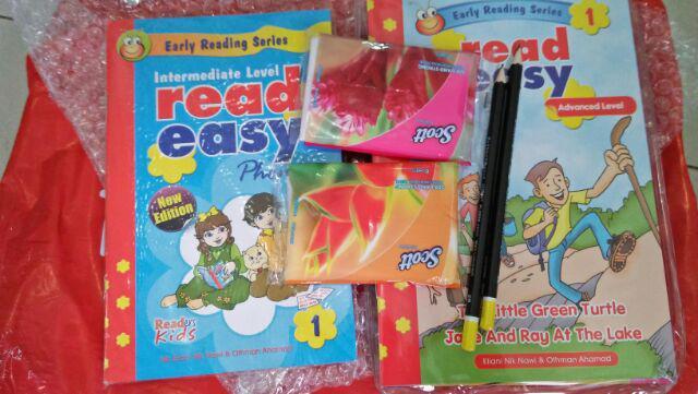 MyB Book : Early Reading Series Read Easy Phonics