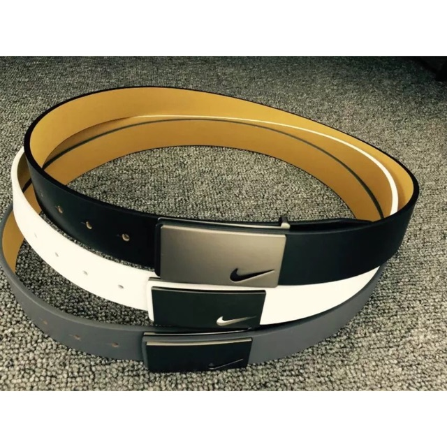 Saqueo sobre Coca  Nike Golf belt for men and women golf belt leather golf belt | Shopee  Malaysia