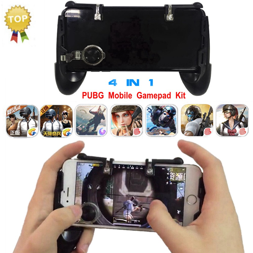 L1r1 Pubg Mobile Joystick Android Phone Gamepad Controller L1 R1 Sharp Shooter Rule Of Survival Versi 3 Control Shopee Malaysia