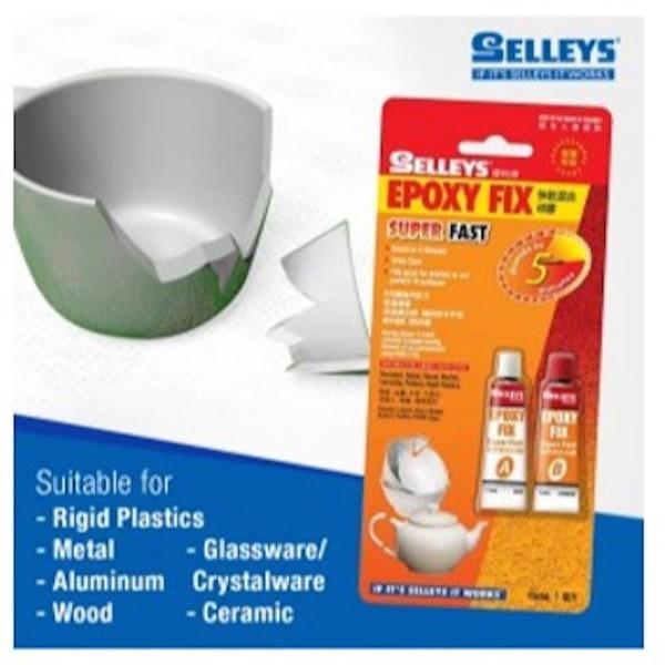 Selleys Epoxy Fix Super Fast