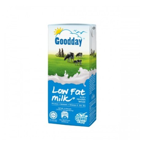 Goodday UHT Milk 1L- Low Fat
