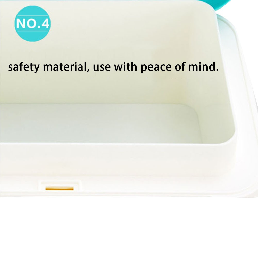 10W 6V Baby Wipes Warmer Diaper Wipes Dispenser Case Thermostat Wet Wipes Baby Warm Wipes Heating Box Insulation