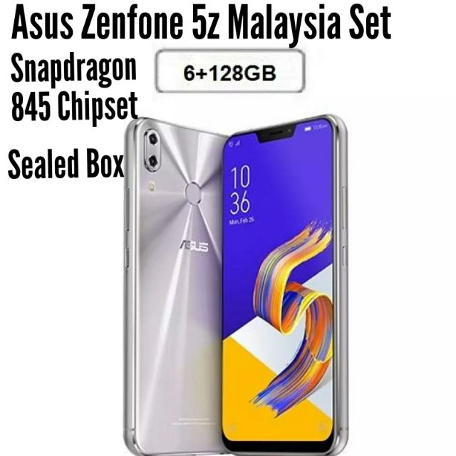 Asus Zenfone 5z Price in Malaysia & Specs | TechNave