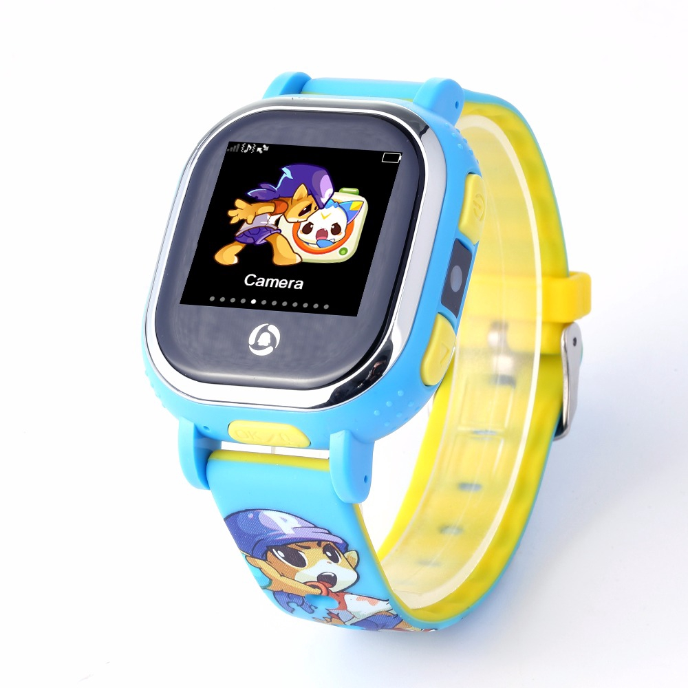 Tencent QQ Kid Smart Watch Children WiFi LBS GPS Locator With SOS Call