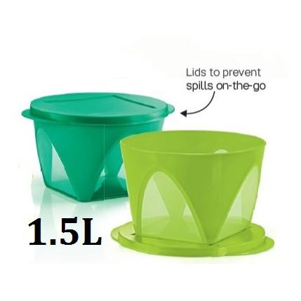 Tupperware : Outdoor Dining Bowl (1) 1.5L