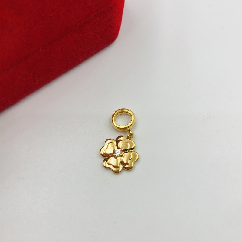 Masdora Charms Beads Emas 916 ~ Exclusive Life Series (916 Gold)