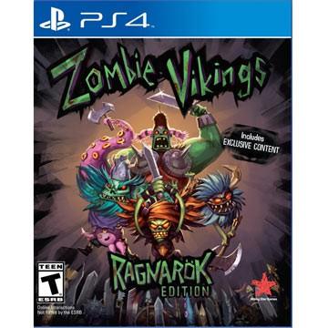 PS4 Zombie Vikings Ragnarok Edition (R1) (English)(New)