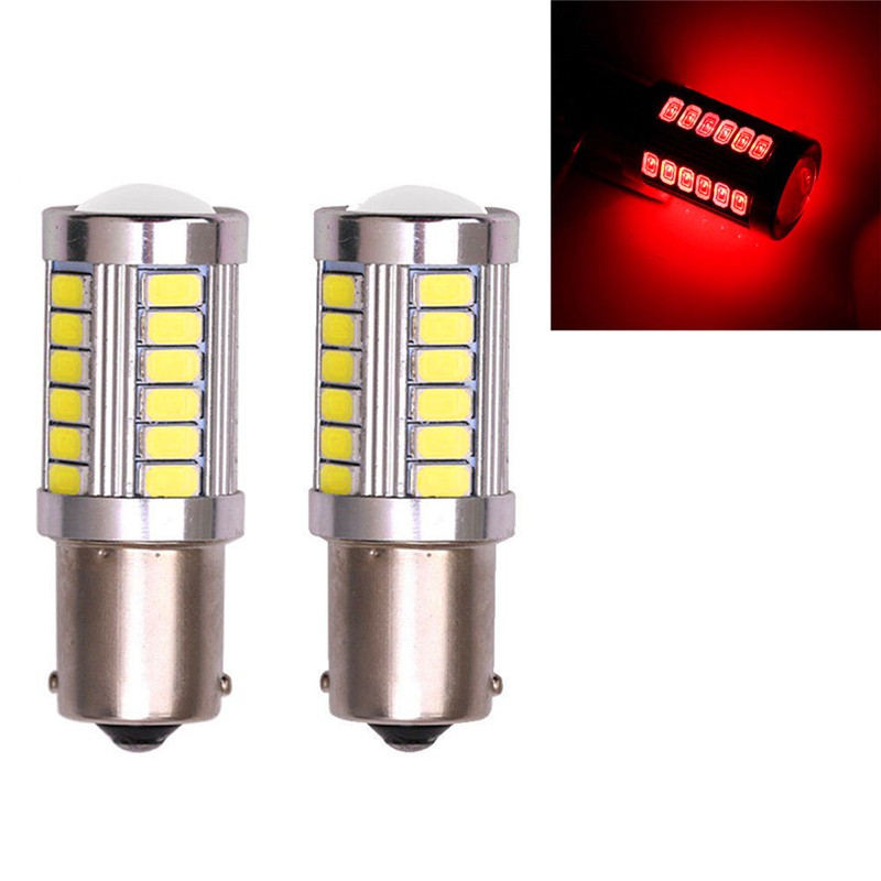 Red Stop or Fog Light 382 Bulbs