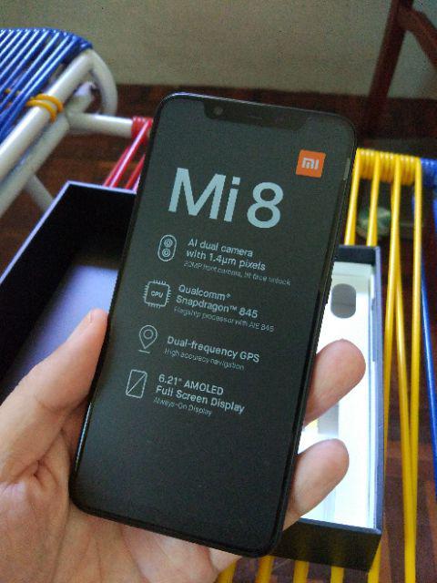 Xiaomi Mi 8 (6GB RAM, 64GB ROM)   Shopee Malaysia