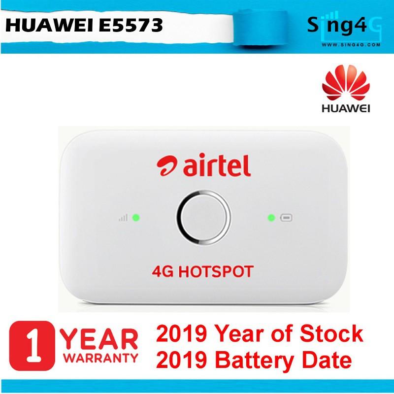 Huawei e5573 E5573 E5573cs609 4G Mifi 150mbps hotspot Ready Stock Instant  Ship