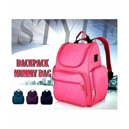 MALAYSIA :BEG BARANGAN BAYI/ BEG MOMMY/ BEG BOTOL SUSU/ BEG SANDANG TRAVEL/ COLOURFUL MUMMY BACKPACK