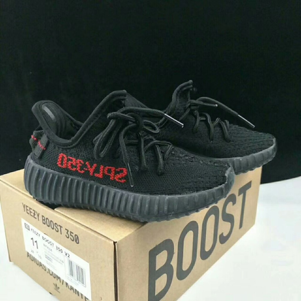 0aeacc6788c Adidas Yeezy Boost 350 Infant  Pirate Black