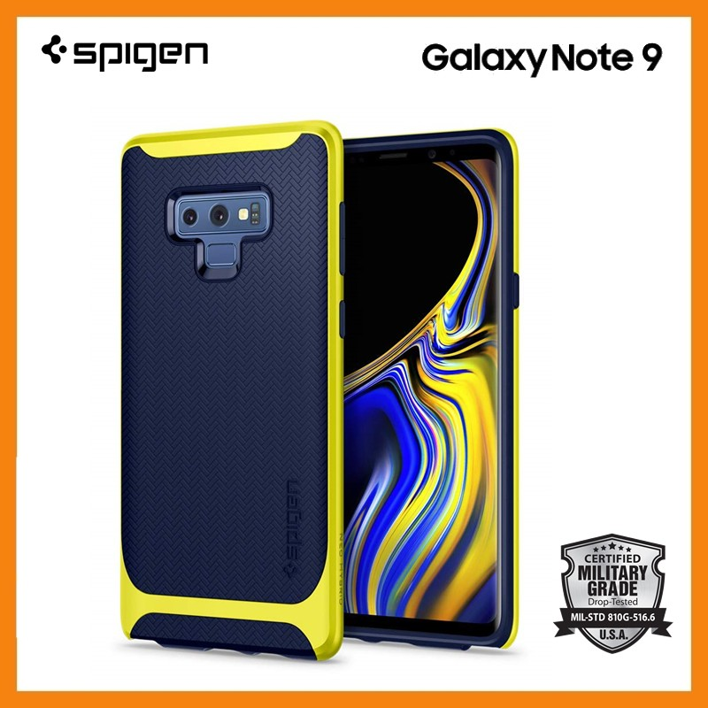 more photos 95fc9 39077 Original Spigen Neo Hybrid Samsung Galaxy Note 9 Note9 case ocean blue