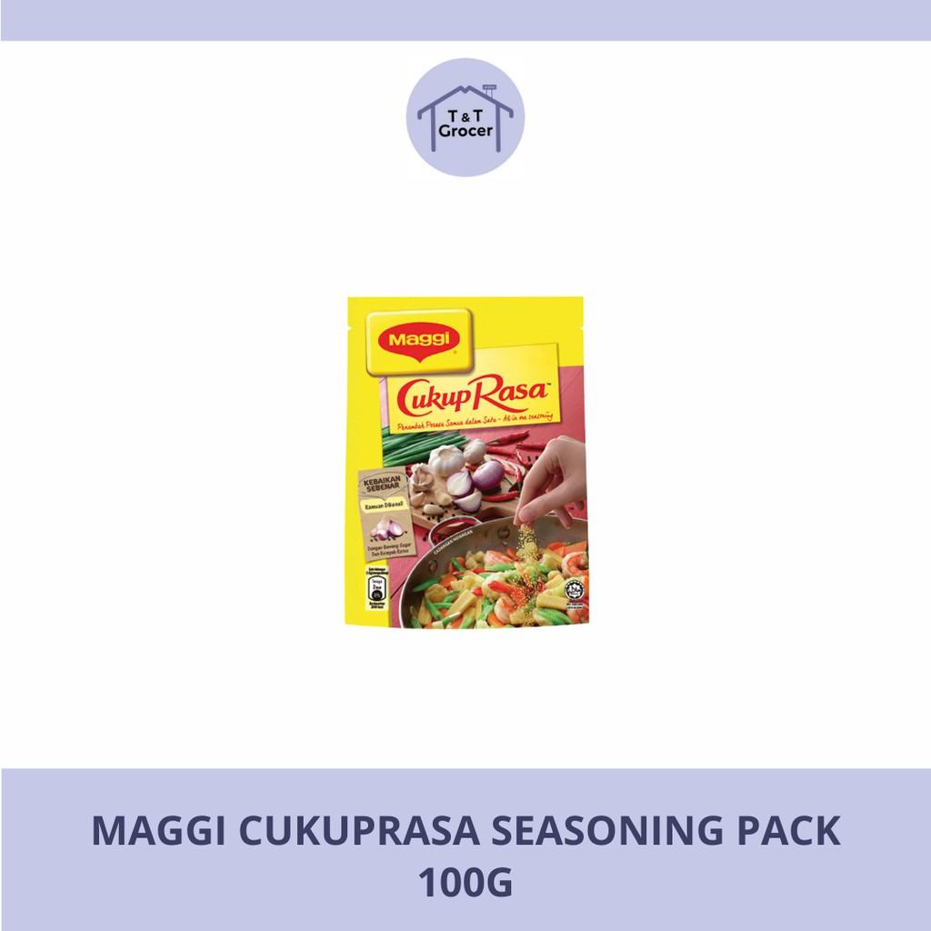 Maggi Cukuprasa Seasoning Pack (100g)
