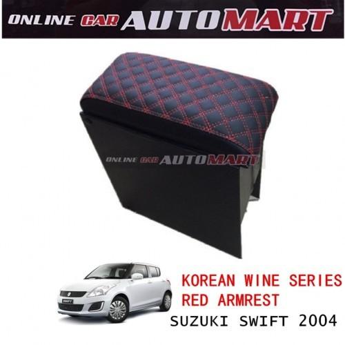 Korean Wine Series Armrest For Suzuki Swift Yr 2004