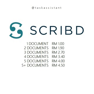 Scribd Unlimited Read & Download (Ready Stock) | Shopee Malaysia