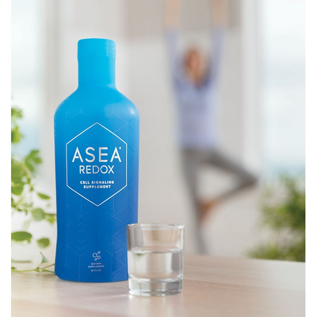 ASEA REDOX (Cell Signaling Supplement) 32oz (Authentic and New ...