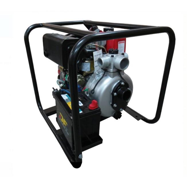 Hisaki HP20E-178FE High Pressure Fire Fighting Pump