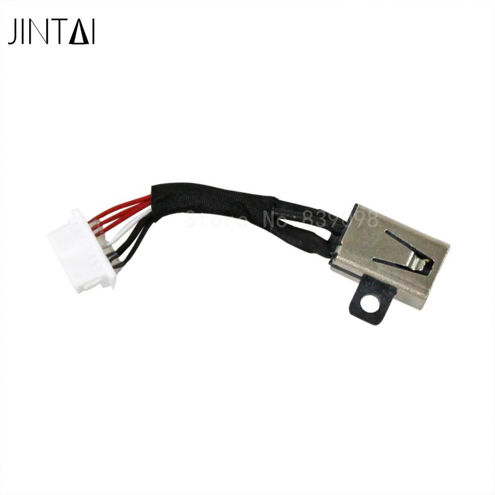 Dell Inspiron 15 7566 7567 P65F001 Laptop DC Power Jack Charging Port Socket