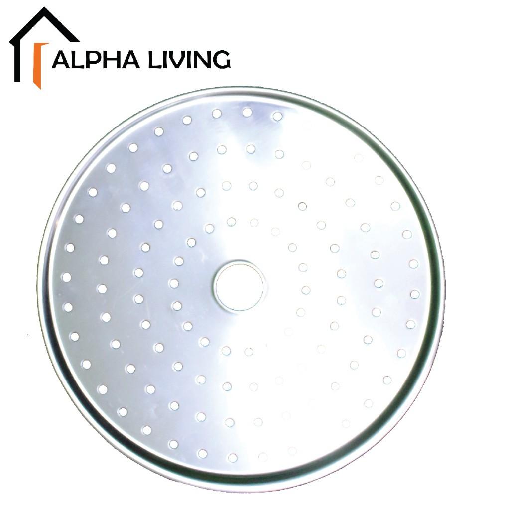 Alpha Living Stainless Steel Steaming Rack Steamer Circle - 15.7 cm (KEA0048S1)