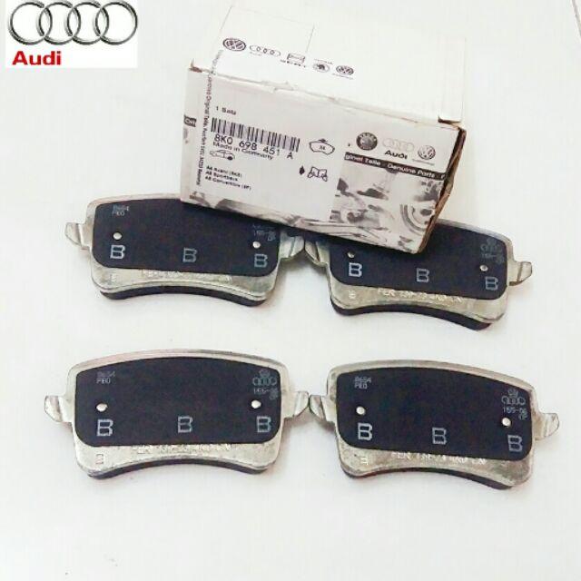 8K0698451A OEM AUDI A4 A5 A6 A7 Q5 2008-2015 Rear Brake pads 8K0698451A