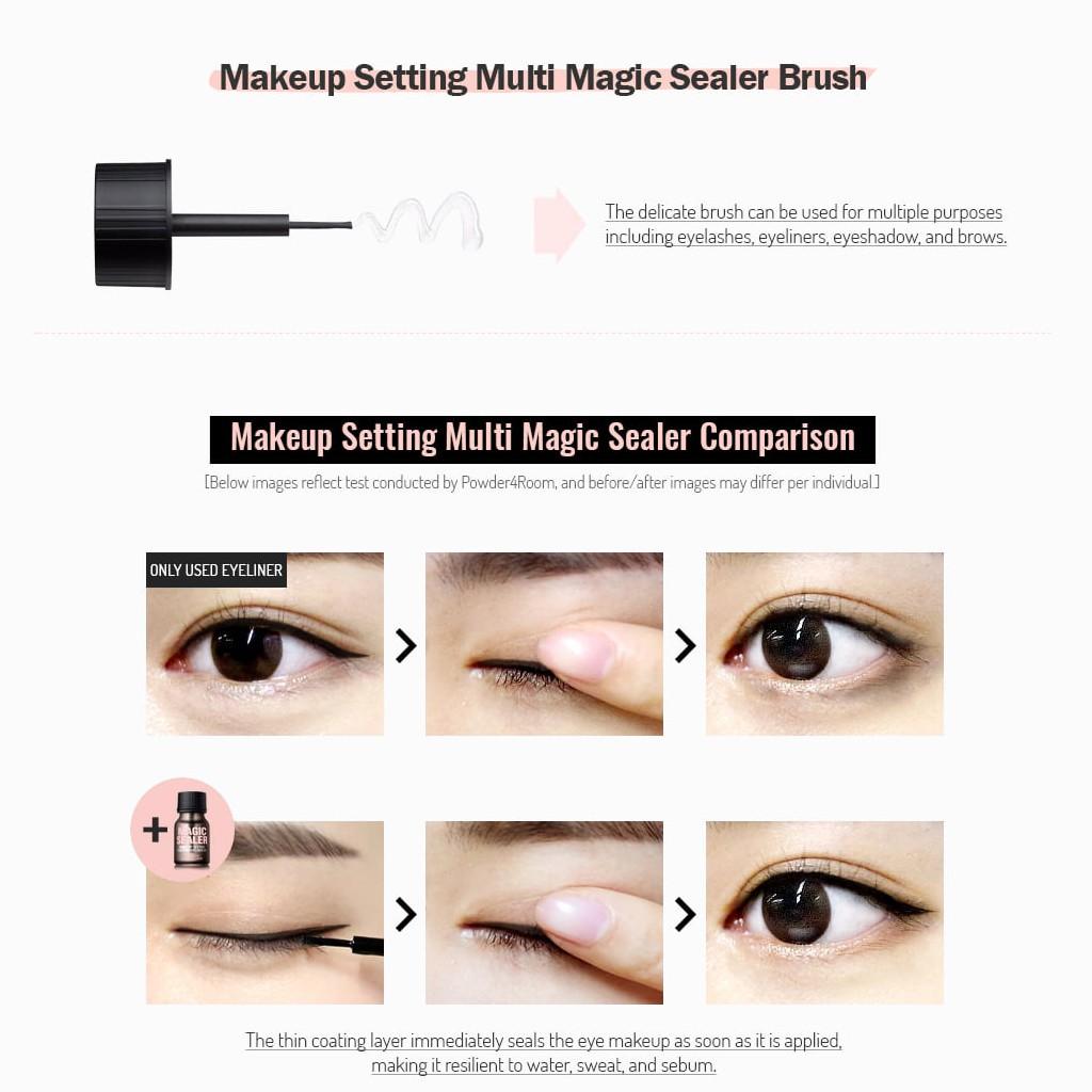 Makeup Setting Multi Magic Sealer Stay