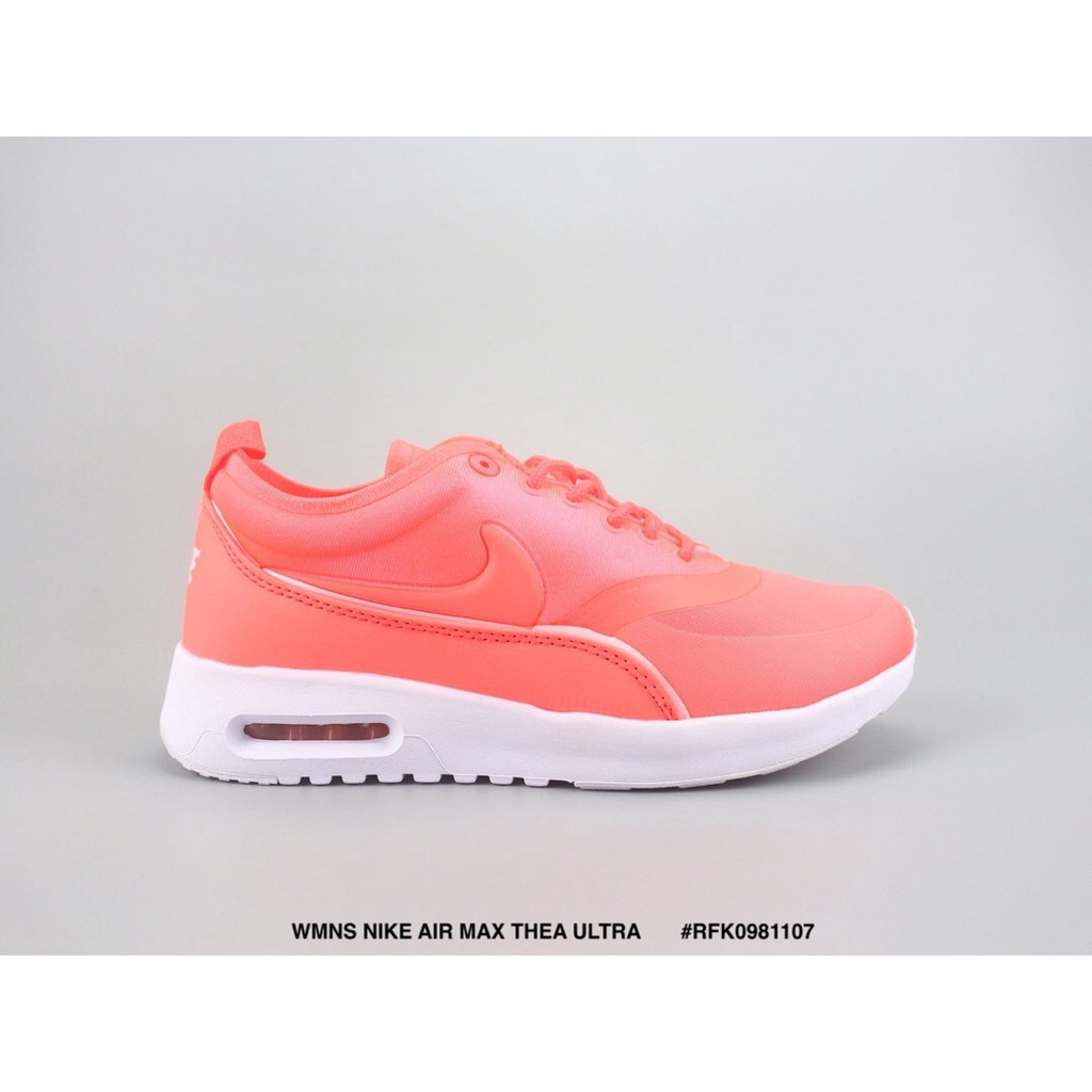 Nike Womens Air ax Thea Ultra FK Low Top Lace Up Running Sneaker