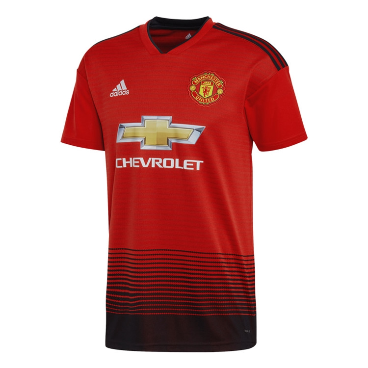 a52d1db0e 1819 Manchester United MUFC ManUtd home Thai quality AAA jersey ...