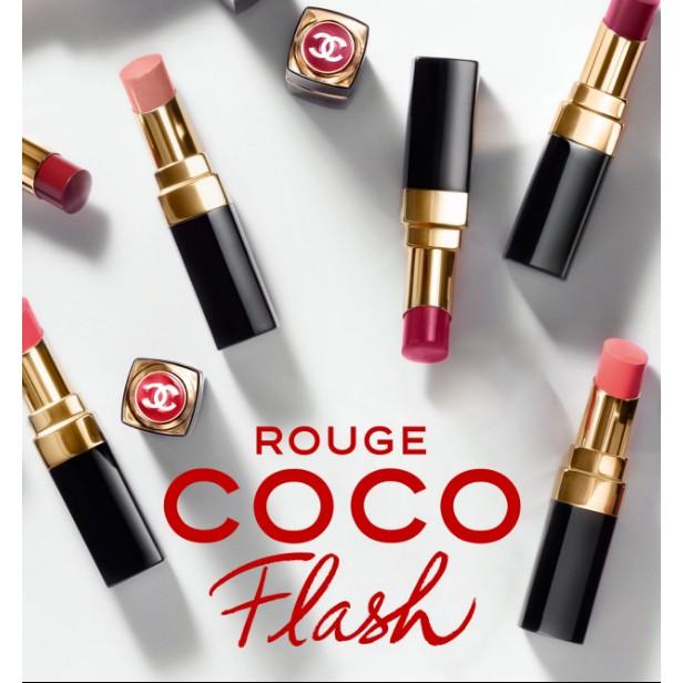 Chanel new Rouge Coco Flash glare lipstick 106 70 60 68 91 92 | Shopee  Malaysia