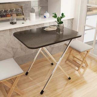 Folding Table Eat Foldable Small Dinner Lunch Desk Home Economy