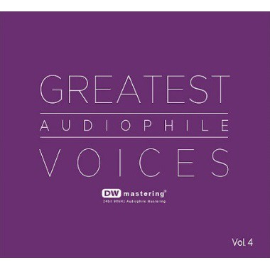 Greatest Audiophile Voices Vol 4 (CD) (Imported CD)