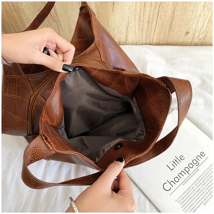 Ready Stock 🔥Delly New Luxury Women Bags Designers Handbags Vintage Leather Handbag Ladies Hand Bag Sling Bag LWD