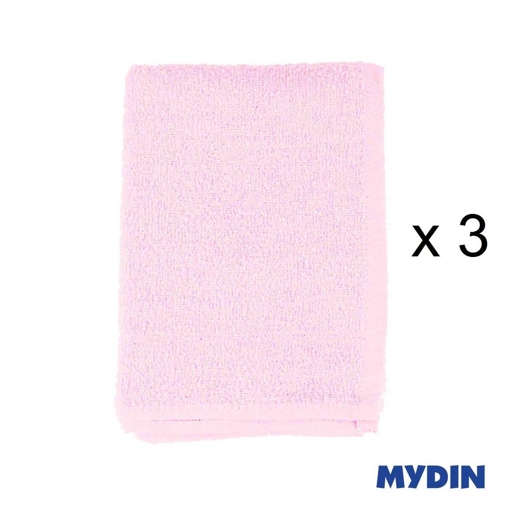Body Towel BTSW1701-3 Light Pink (20'' x 40'' x 3)